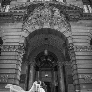Wedding Photography at Martin Place | Fantasie Photography