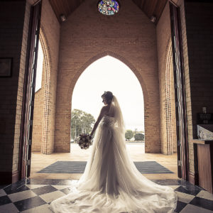 Wedding Photography at Our Lady Victories Catholic Church Horsley Park | Fantasie Photography