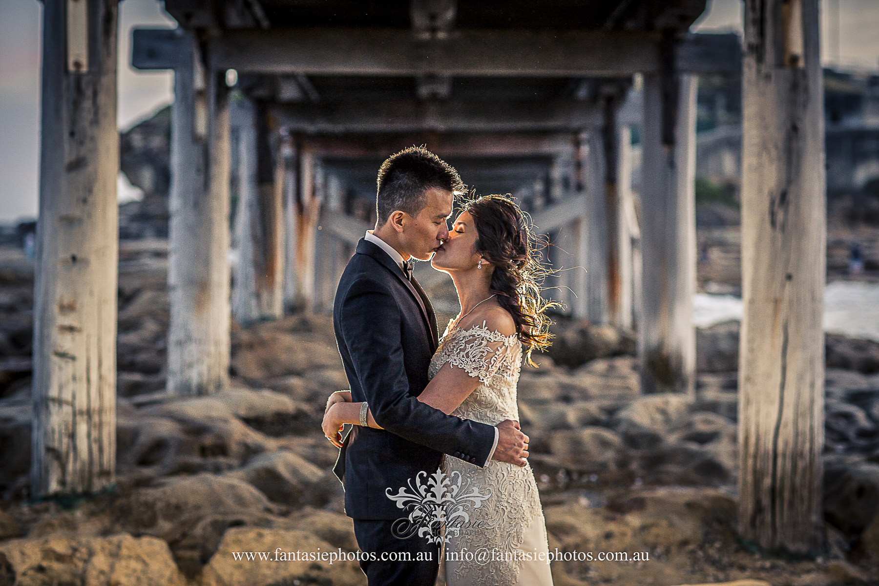 Best Stunning Wedding Photography at Le Perouse | Fantasie Photography
