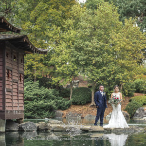 Wedding Photography at Auburn Japanese Botanic Garden | Fantasie Photography