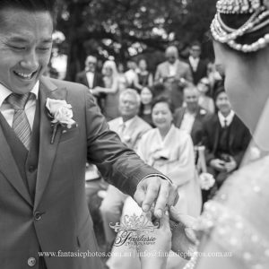 Wedding Photography at Royal Botanic Garden | Fantasie Photography|