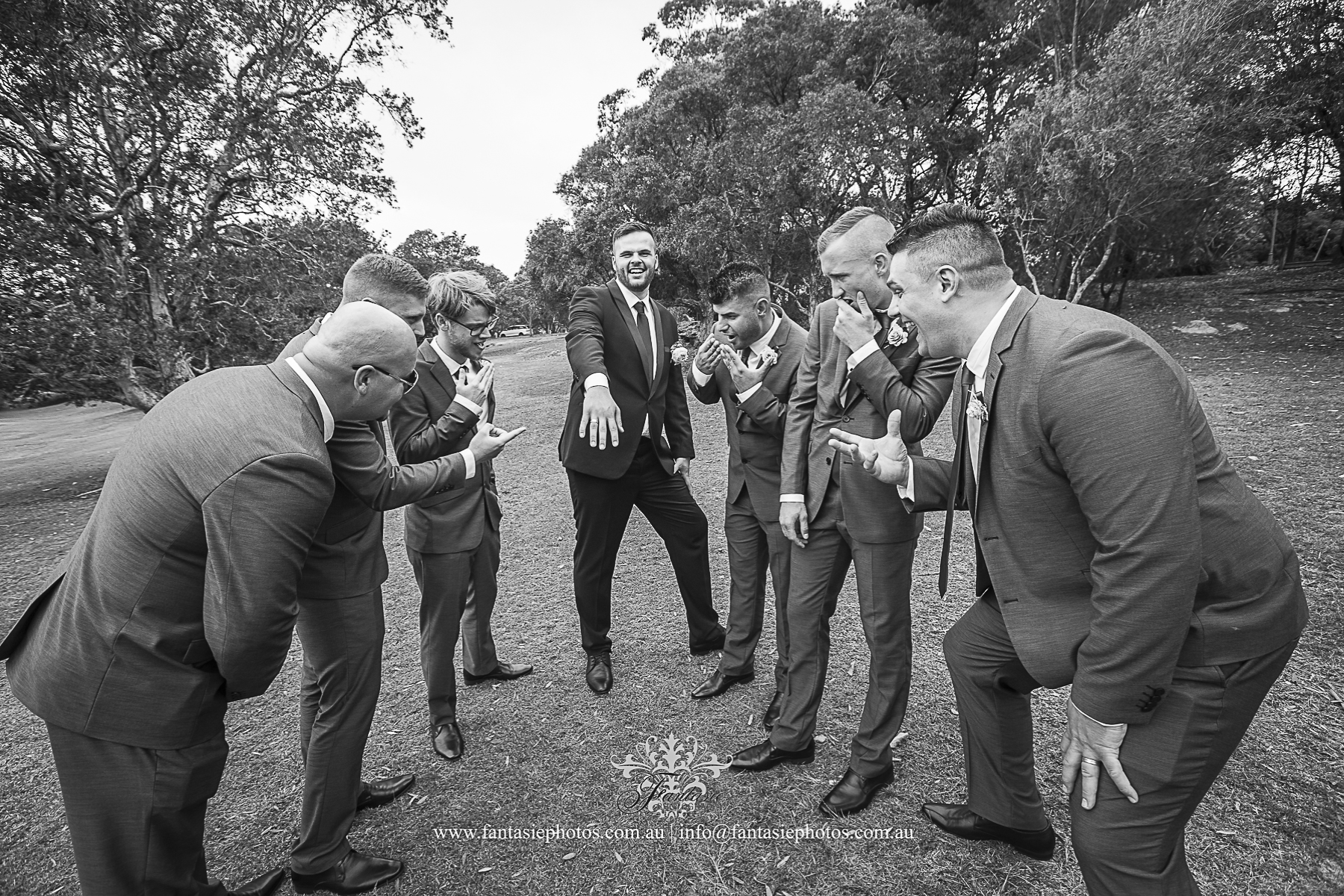 Wedding Photography at cabarita park | Fantasie Photography