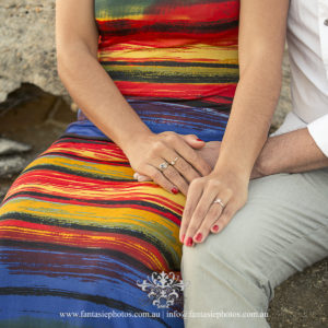 Sydney Prewedding Photography at Marouba Beach | Fantasie Photography