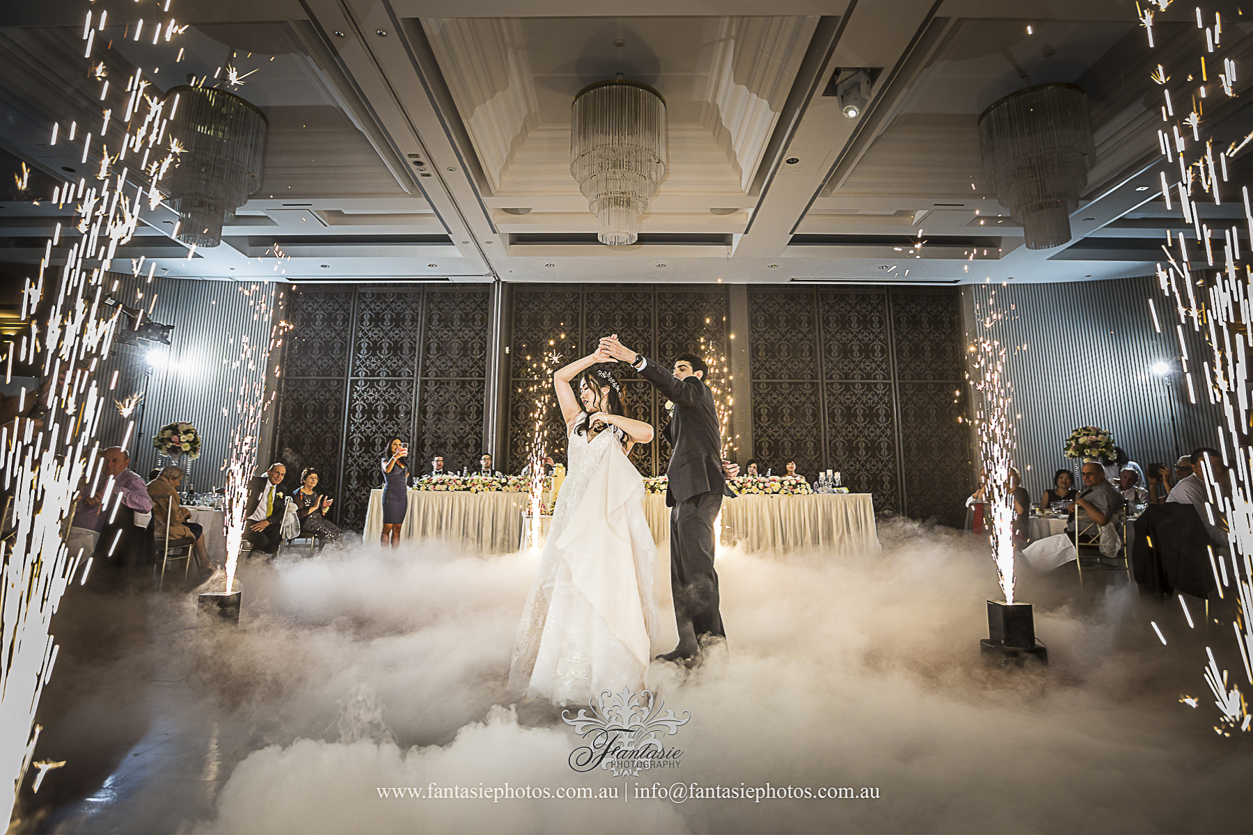 Wedding Photography Cruzon Hall Marsfield | Fantasie Photography