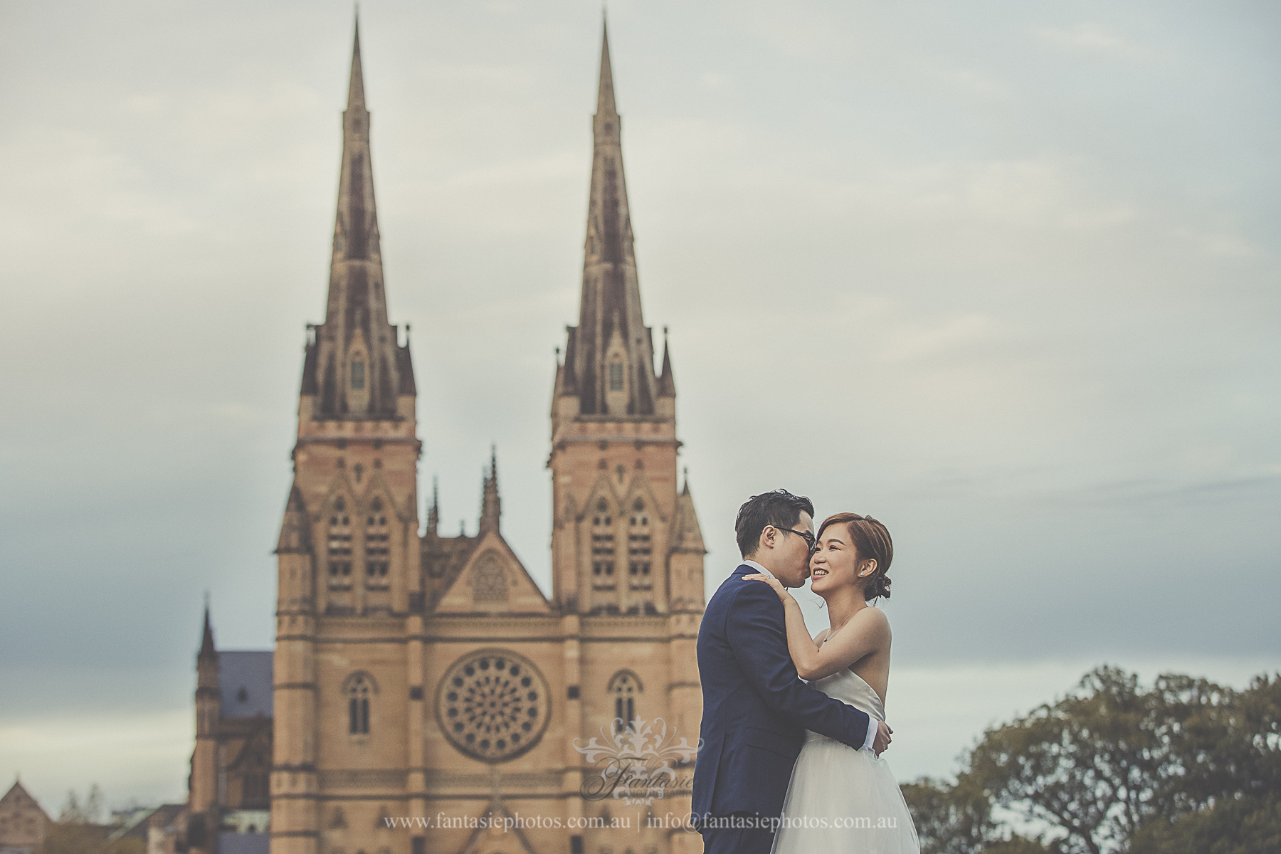 Wedding Photography St Mary Cathedral Sydney | Fantasie Photography