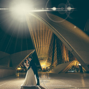 Wedding Photography Opera House Sydney | Fantasie Photography