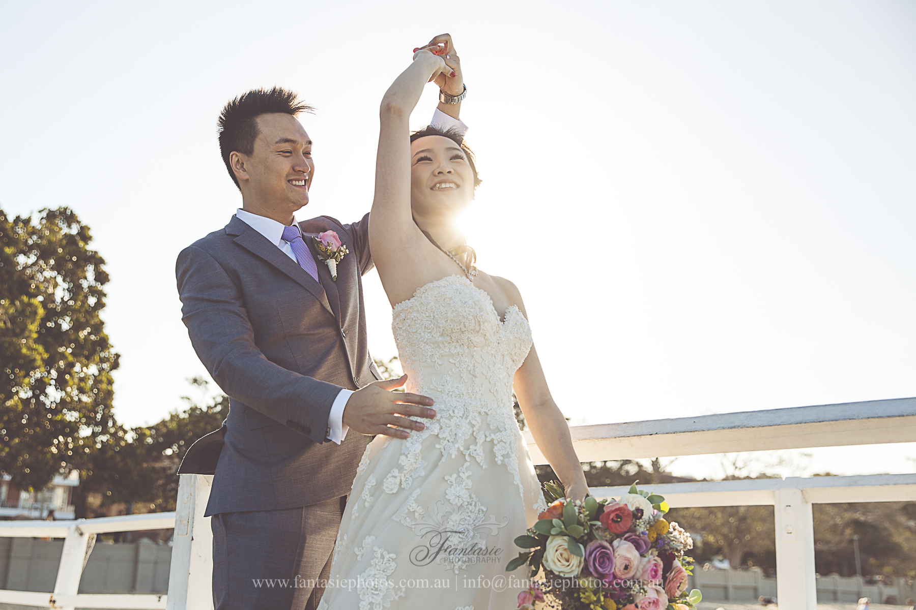Wedding Photography Balmoral beach Mosman | Fantasie Photography