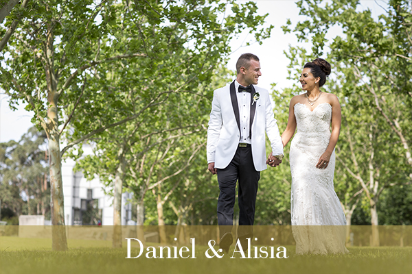 Waterview - Alisia & Daniel Video