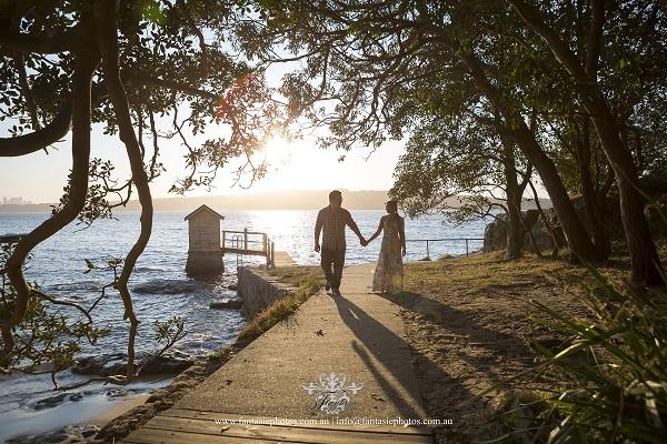 Camp Cove – Ngoc & Michael