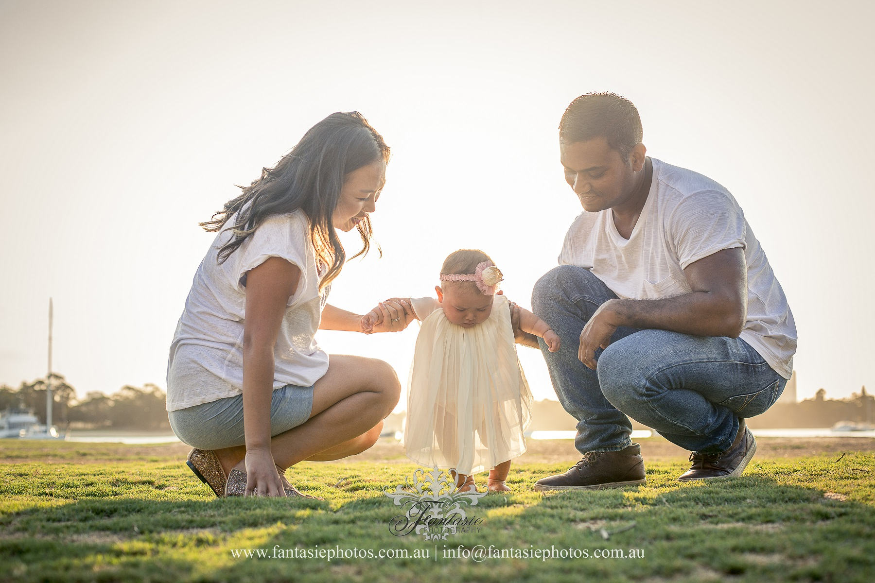 Family Portrait Session Service by Fantasie Photography