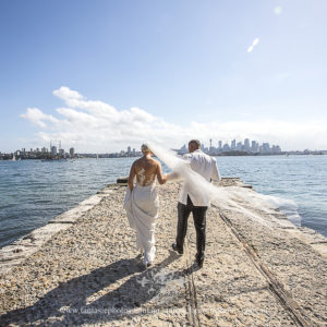 Wedding Photography at Mosman Bradleys Head | Fantasie Photography