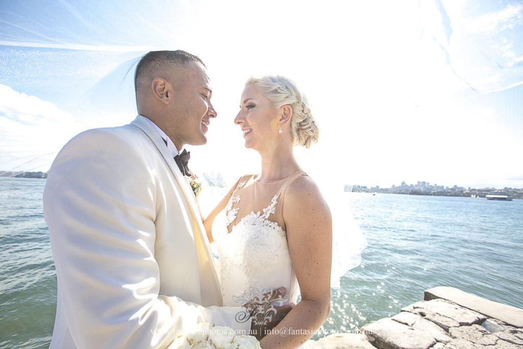 Wedding Photography at Mosman Bradleys Head   Fantasie Photography