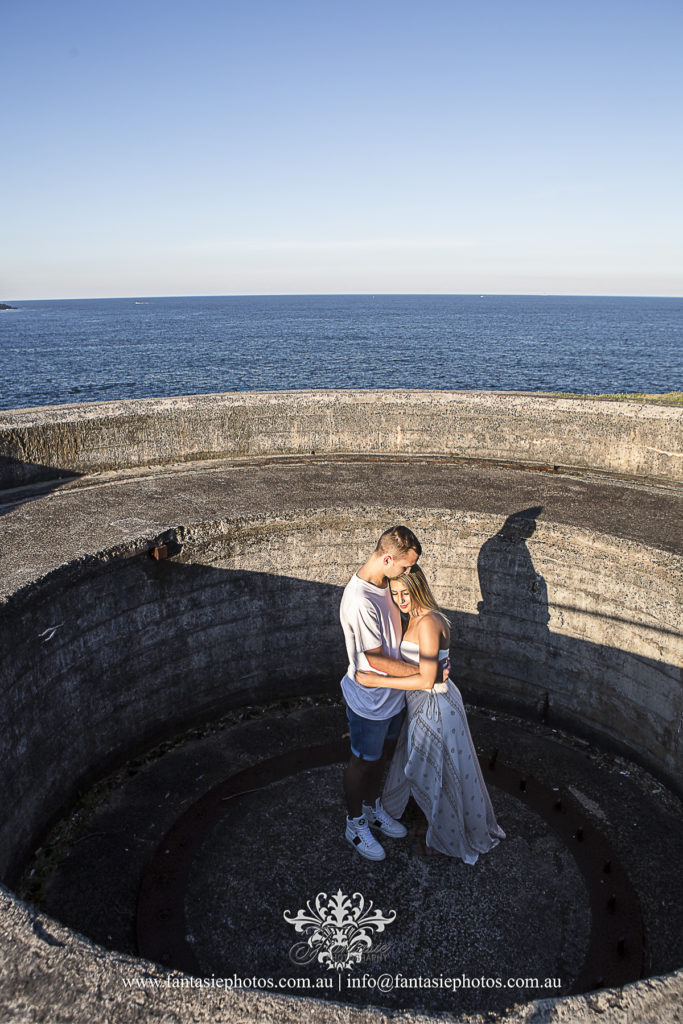 Prewedding Photography at hornby lighthouse | Fantasie Photography