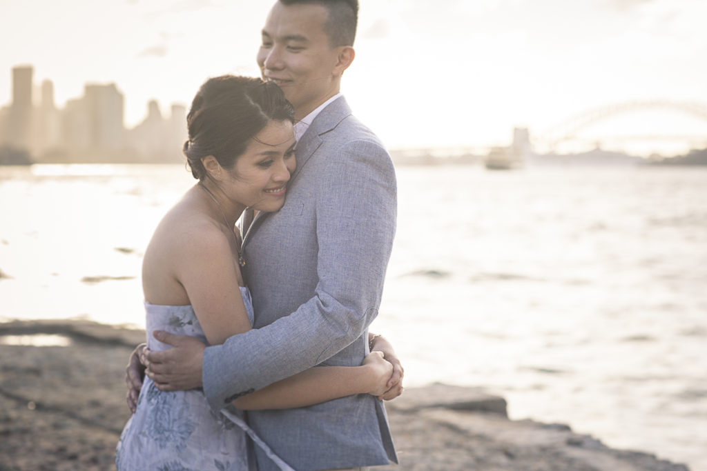 Prewedding Photography at Mosman Bradleys Head | Fantasie Photography