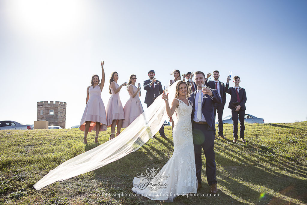 Wedding Photography at La Perouse | Fantasie Photography