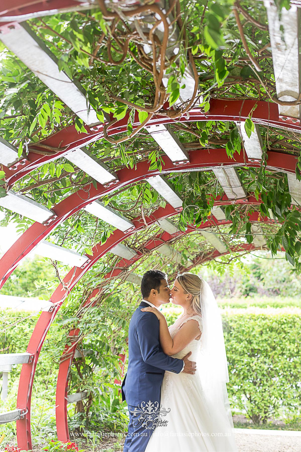 Kisses at Edens Garden Pymble