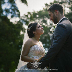 Wedding Photography at Wollongong Botanic Garden | Fantasie Photography