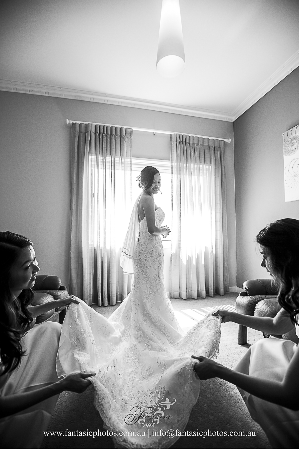 Wedding Photography at Terrigal Central Coast | Fantasie Photography