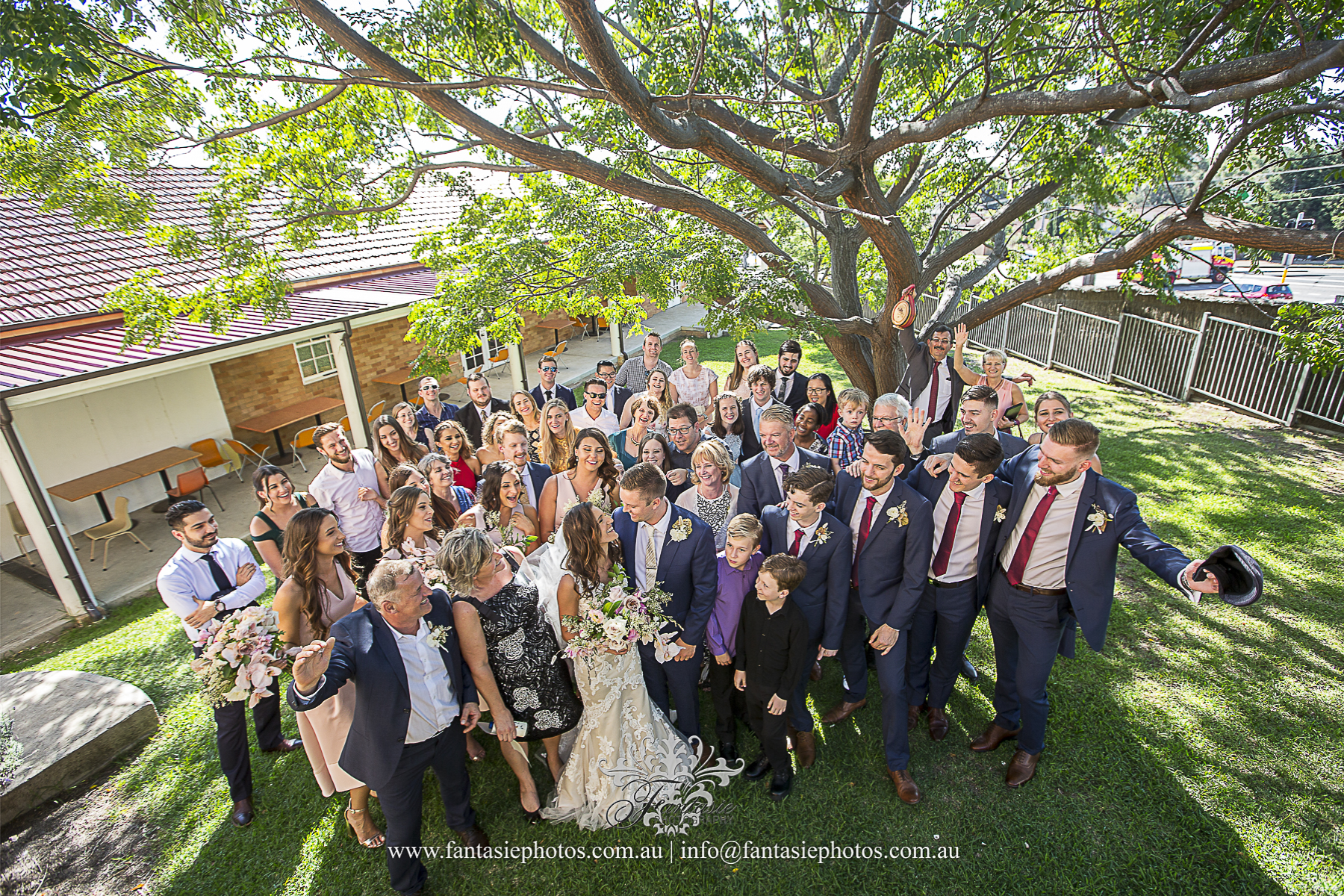 Wedding Photograophy at Penshurst Anglican Church | Fantasie Photography