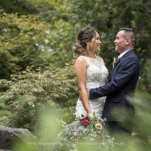 Wedding Photography at Auburn Japanese Botanic Garden | Fantasie Photography