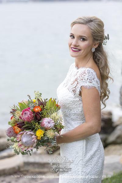 Wedding Photography at Bradleys head amiphithreatre   Fantasie Photography