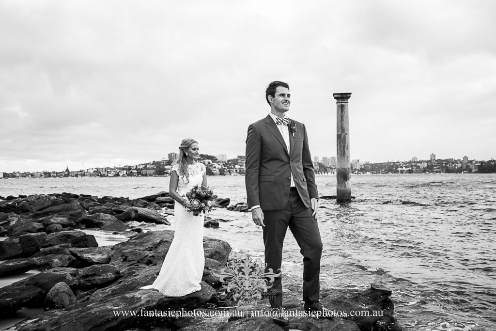 Wedding Photography at Bradleys head amiphithreatre | Fantasie Photography