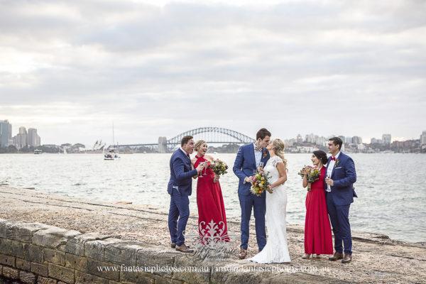 Wedding Photography at Bradleys head amiphithreatre | Fantasie Photography