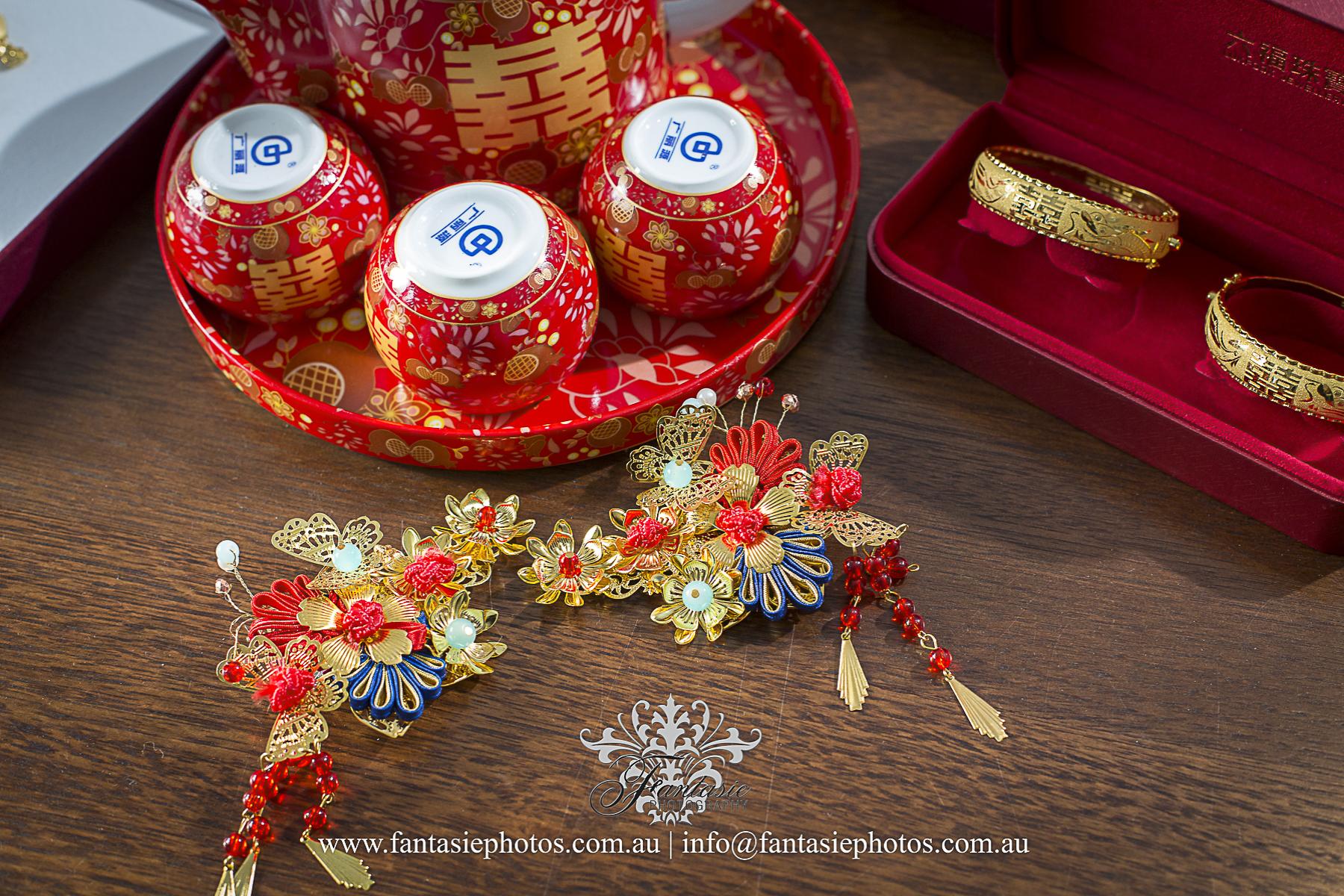 Chinese Asian Wedding Photography | Fantasie Photography