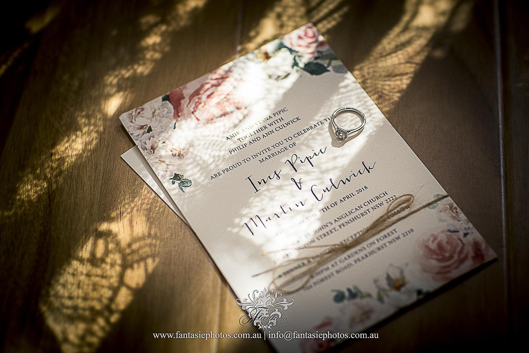 Creative Sydney Wedding Professional Photographer | Fantasie Photography