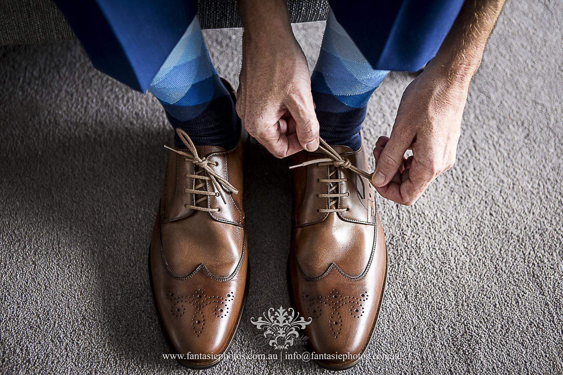 New Stylish Wedding Shoes Groom idea | Fantasie Photography