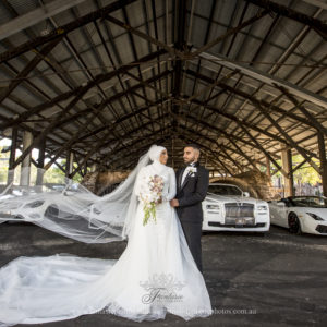 Wedding photography at Brickworks Merrylands   Fantasie Photography