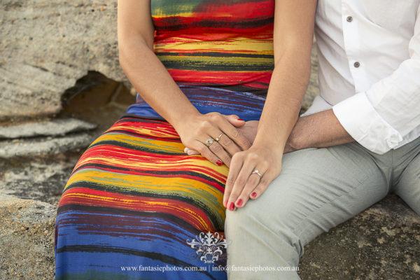 Sydney Prewedding Photography at Marouba Beach | Fantasie Photography