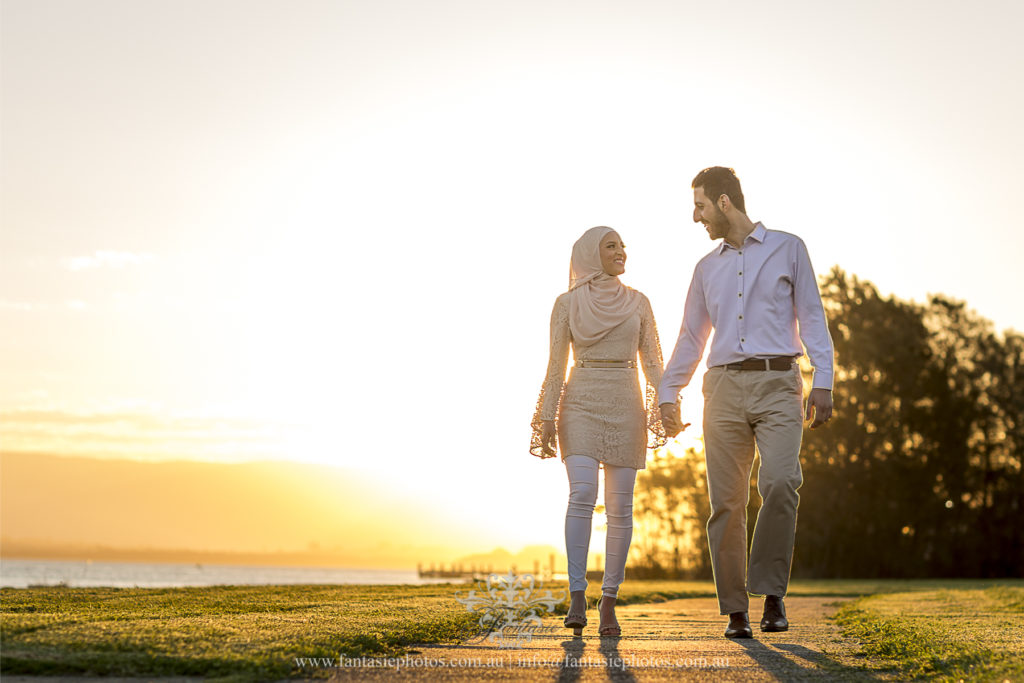 Sydney Prewedding Photography at Wollongong | Fantasie Photography