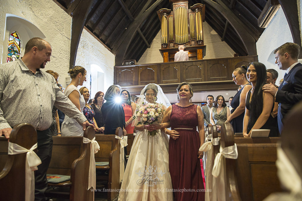 Wedding Photography uniting church vaucluse | Fantasie Photography