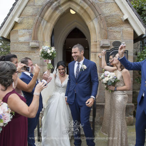 Wedding Photography uniting church vaucluse | Fantasie Photography