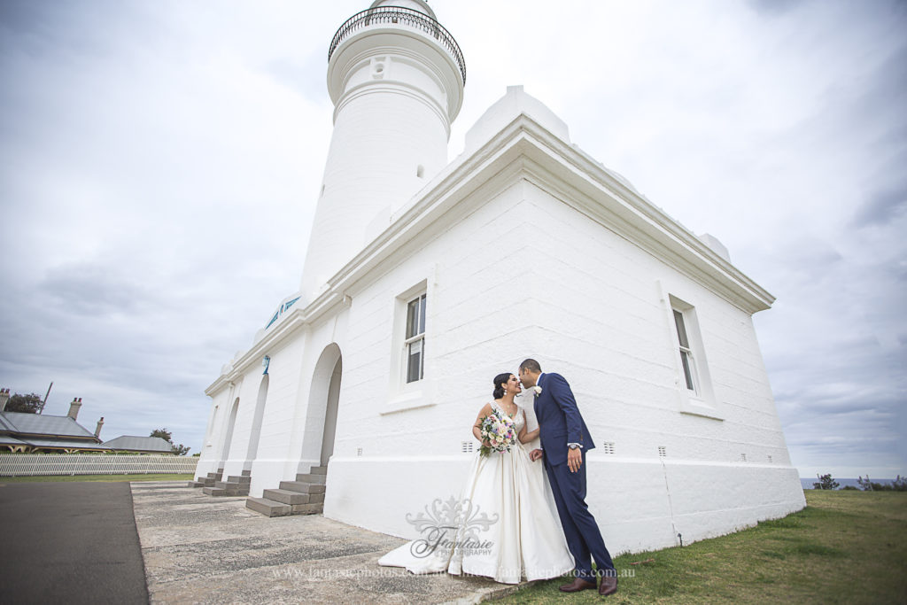 Wedding Photography Macquarie Lighthouse Watsons bay | Fantasie Photography