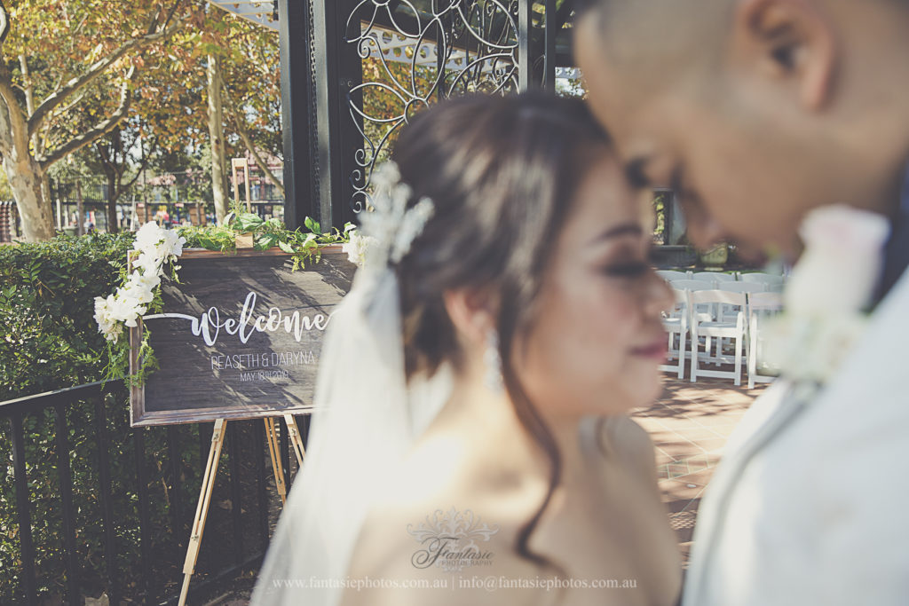 Wedding Photography Holroyd Garden Merrylands | Fantasie Photography