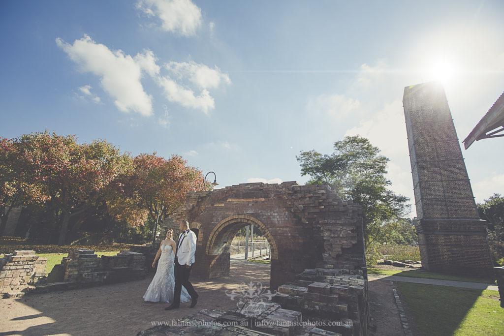 Wedding Photography Brickworks Merrylands   Fantasie Photography