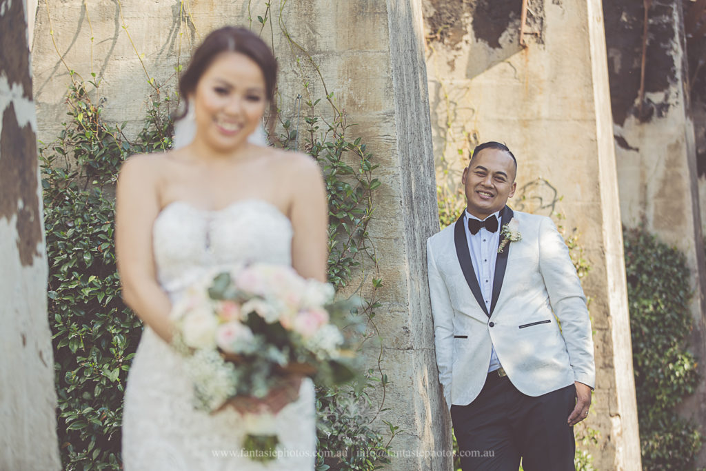 Wedding Photography Brickworks Merrylands | Fantasie Photography