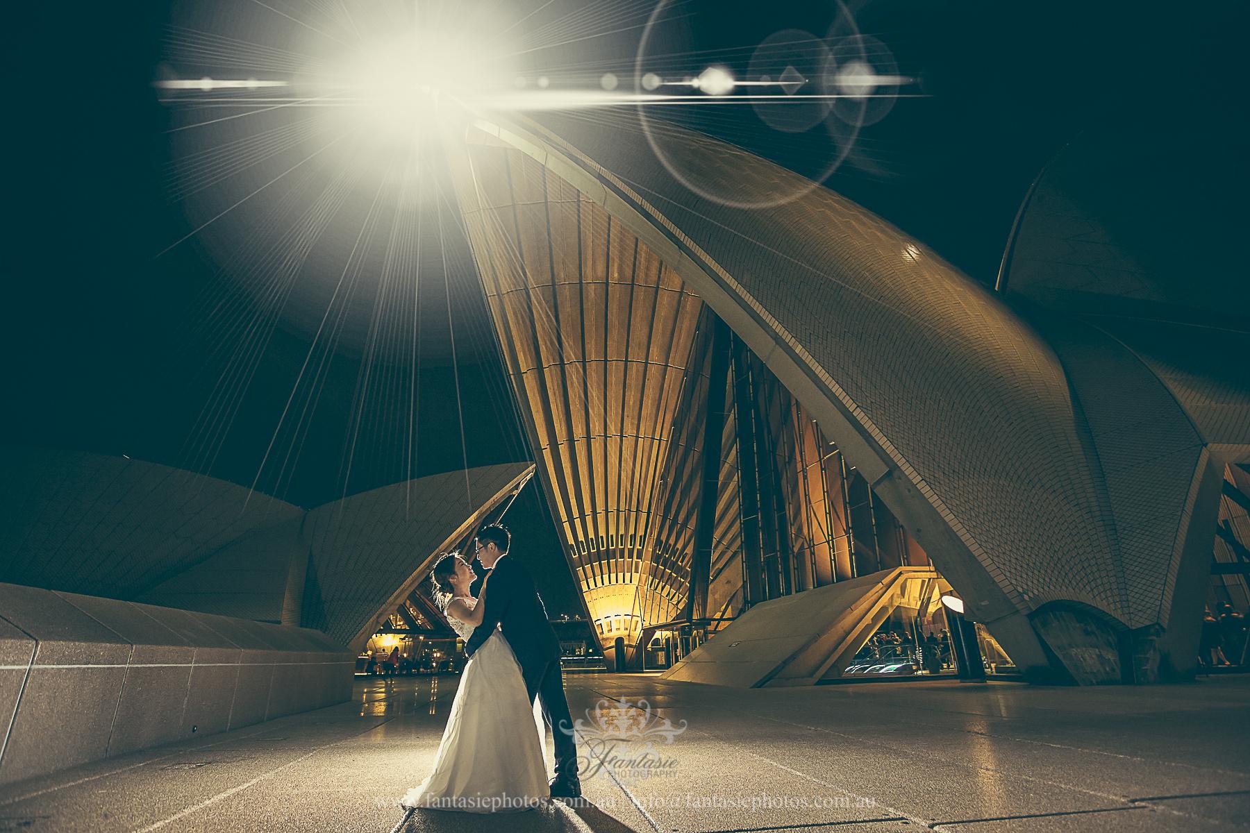 Wedding Photography Opera House Sydney | Fantasie Photography