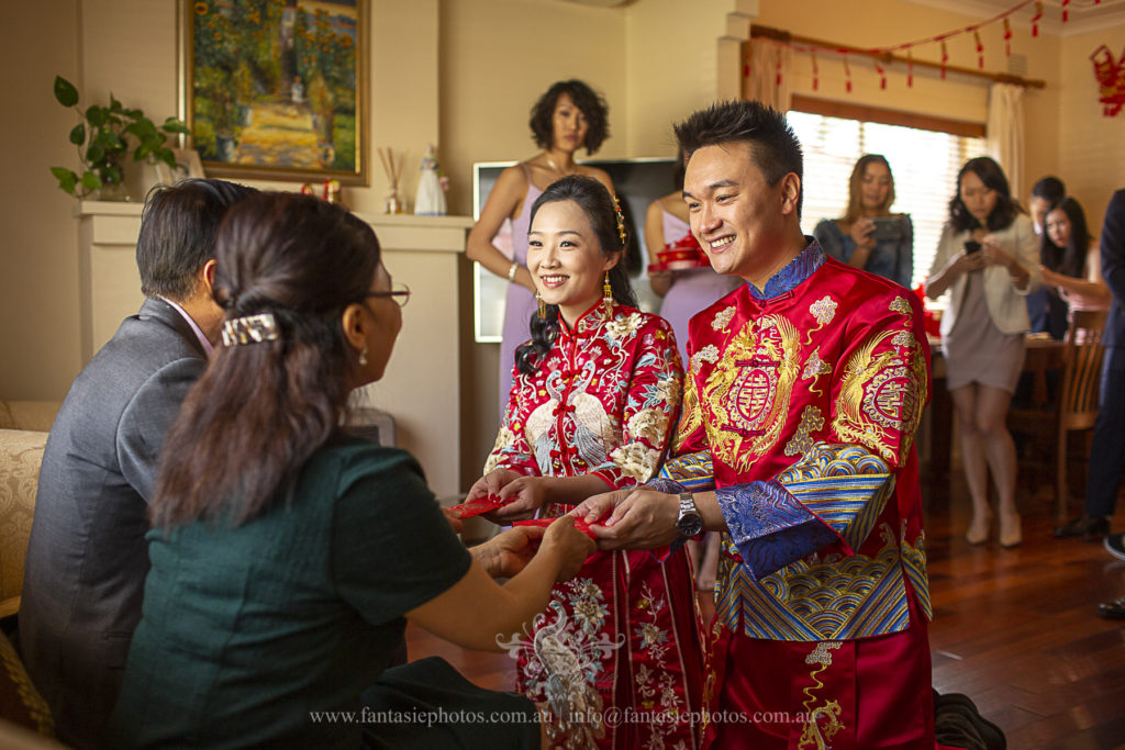 Wedding Photography Marigold Chinese Restaurant | Fantasie Photography