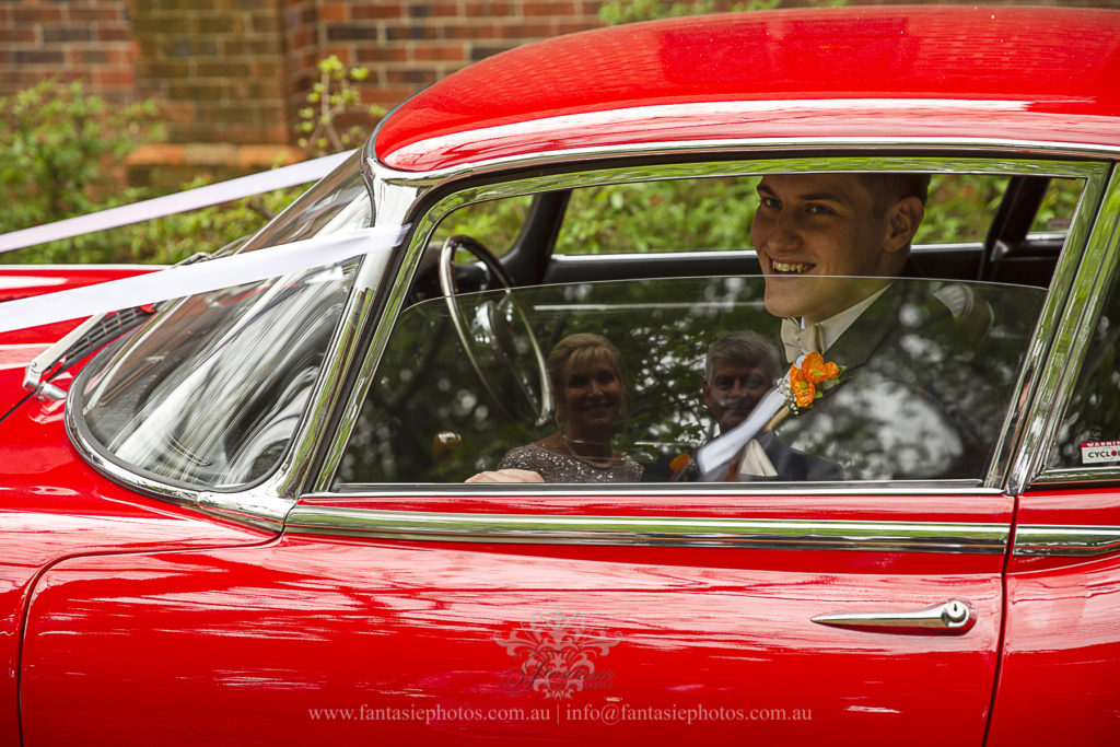 Wedding Photography St. Andrew's Anglican Church Wahroonga Sydney | Fantasie Photography