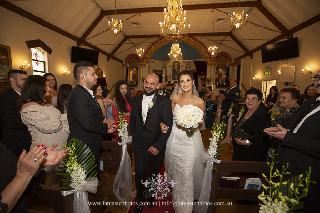 Wedding Photography Armenian Church Diocese Chatswood | Fantasie Photography