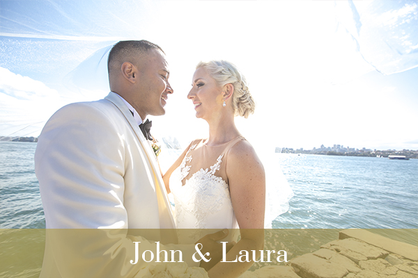 Taronga Centre  – Laura & John
