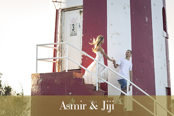 Hornby Lighthouse Watsons Bay - Jiji & Asmir