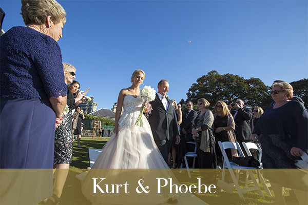 Pier One - Phoebe & Kurt video