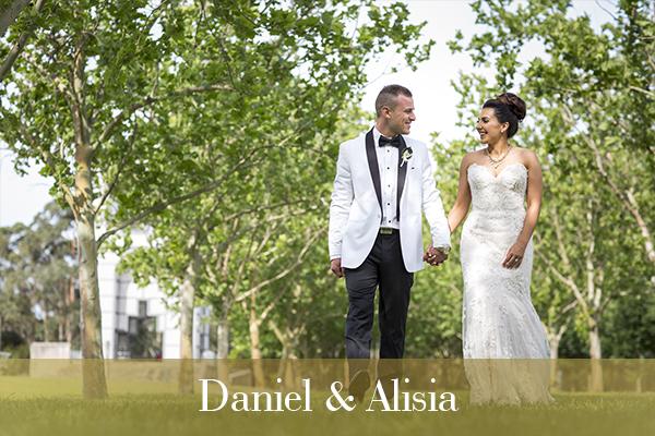 Waterview - Alisia & Daniel Video