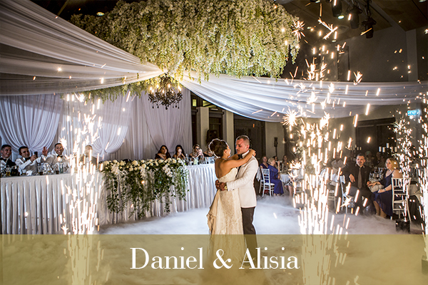 Waterview - Alisia & Daniel