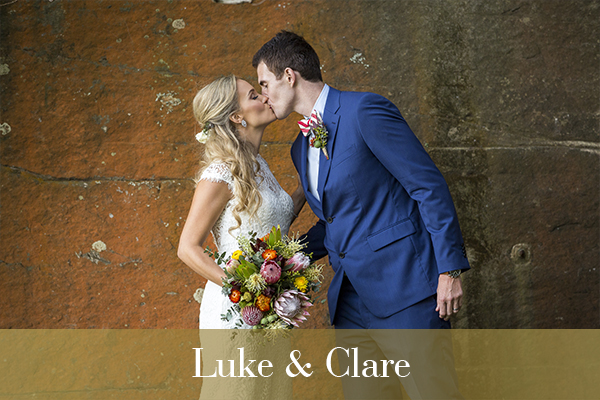 Sydney Flying Squadron – Clare & Luke