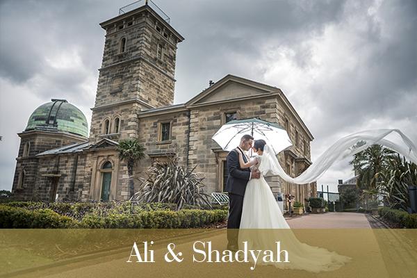 Villa Blanca - Shayah & Ali